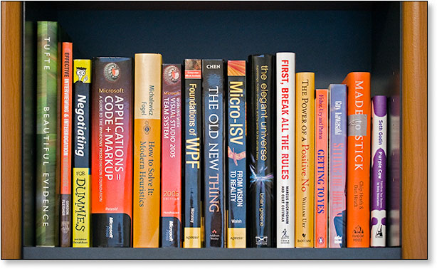 My current bookshelf 2 mike swanson 39 s blog for Read your bookcase buy